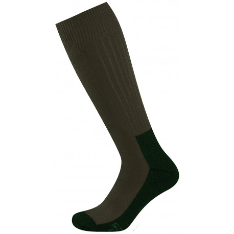 khaki - ANTIBAKTERIÁLNÍ EXTRÉMNÍ ZÁTĚŽ TERMO   Outdoor - Teplé vlněné termo ponožky santibakteriální úpravou. Ideální pro vysokohorskou turistiku a pobyt v přírodě v mrazu a nepřízni počasí. Ponožky jsou speciálně vyvinuté pro velkou fyzickou zátěž acelodenní nošení vtěžké vysoké obuvi, goretexových botách ivrybářských holinách.