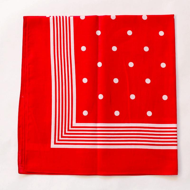 puntík - červený