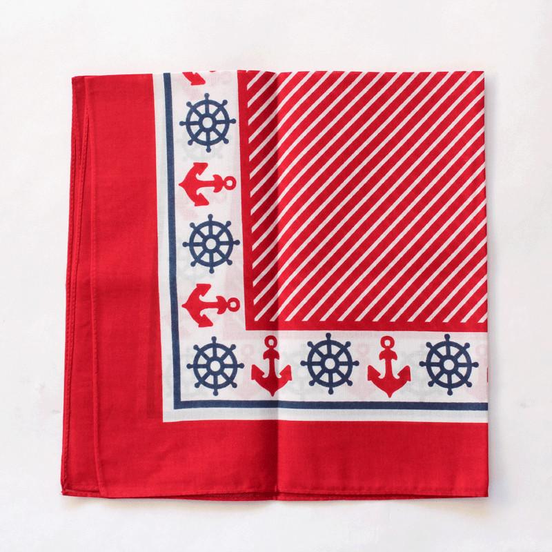námořnická červená